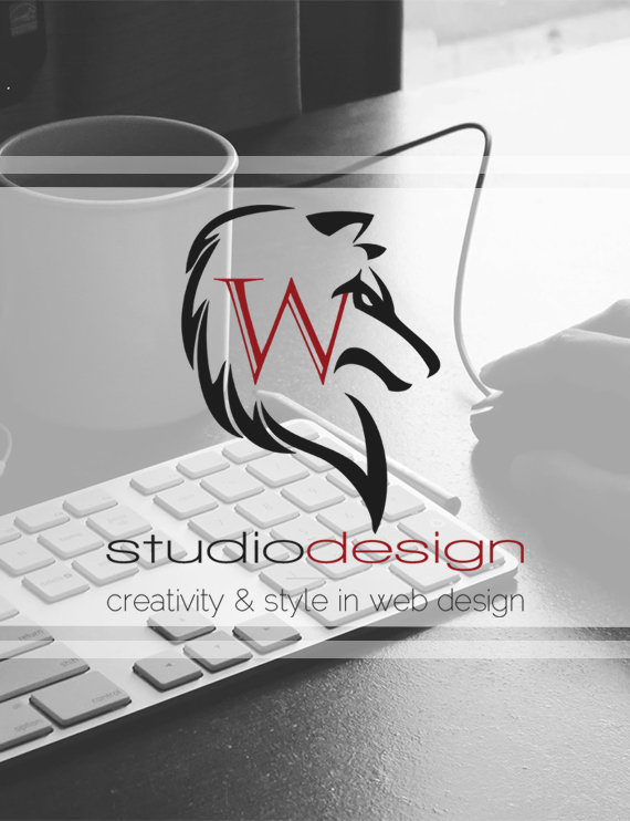 W studio design - creativity and style in web design